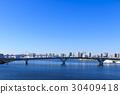 【도쿄】 도시 풍경 (하루미 겨울 편) 30409418