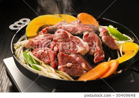 징기스칸, 요리, 먹다 30409648