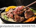 jingisukan, meat, meaty 30409705