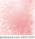 Pink glowing Abstract Glitter Defocused Background 30411205