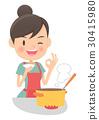 Housewife, housewife, tasting 30415980