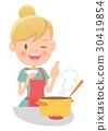 Housewife, housewife, good 30419854