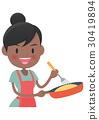 Housewife, housewife, culinary 30419894