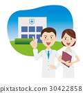 병원 직원 30422858