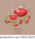 cherry illustration vector 30422870