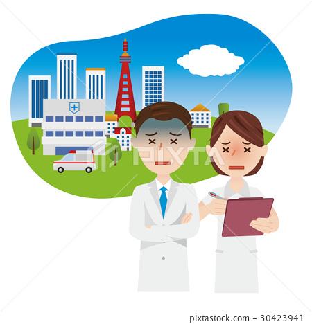 男人和女人 男女 醫生 30423941