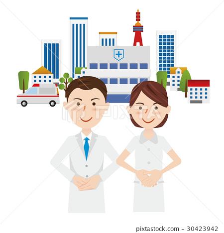 男人和女人 男女 醫生 30423942