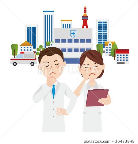 男人和女人 男女 醫生 30423949