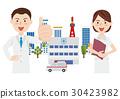 男人和女人 男女 醫生 30423982