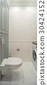 white wc washing machine 30424152