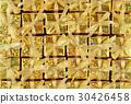 Golden gifts as background 30426458