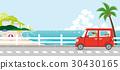 summer, drive, driving 30430165