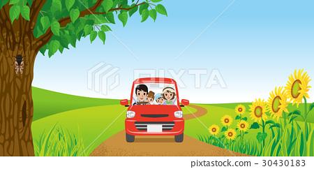 summer, drive, driving 30430183