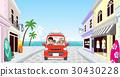 summer, drive, driving 30430228