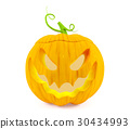 Halloween pumpkin, Jack O'Lantern 30434993