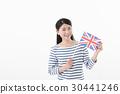 ธงชาติของผู้หญิงอังกฤษ 30441246
