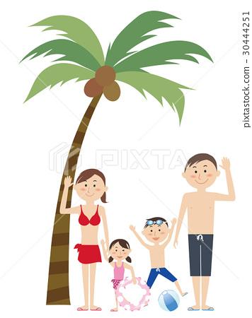 泳衣 泳裝 男式泳褲 30444251