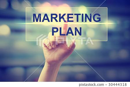 Hand pressing Marketing Plan 30444318