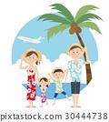 夏威夷襯衫 笑容 笑臉 30444738