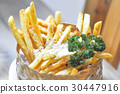 French fries dish 30447916