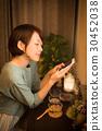 草本茶 飲料 喝 30452038