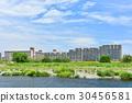 tamagawa, river, bed 30456581