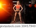 athlete, female, gym 30457940