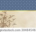 일본식 소재 대나무 일본의 소재 전통 문양 30464546