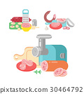 vector raw fresh 30464792