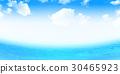 海洋 海 蓝色的水 30465923