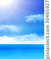 海洋 海 蓝色的水 30465927
