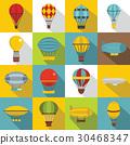 復古 氣球 ICON 30468347