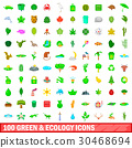 100, green, ecology 30468694