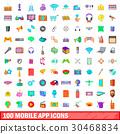 100, mobile, app 30468834
