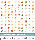 100, food, kitchen 30468854