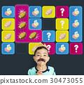 Ball Bricks Rugby Secret Question Matching 30473055