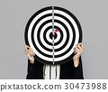 Dartsboard Bullseye Business Wear 30473988