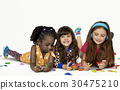 Little Children Art And Craft Paper 30475210