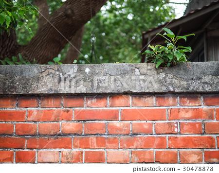 벽돌 벽 30478878