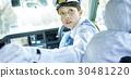 出租車女司機回安全確認 30481220