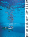 수상스포츠, 수영, 수영선수 30483239