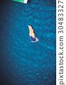 Leg, diving, Water 30483327