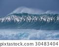 물결, 물보라, 바다 30483404