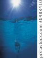 수상스포츠, 수영선수, 수영장 30483410