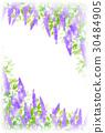 ラベンダー ハーブ 風景 背景 30484905