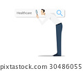 healthcare, search, option 30486055