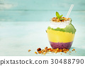 smoothie, fruit, fresh 30488790