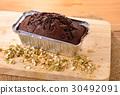 布朗尼 巧克力 蛋糕 30492091