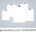 blank, frame, poster 30492890