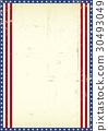 American frame background 30493049
